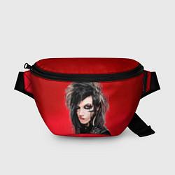 Поясная сумка Black Veil Brides цвета 3D-принт — фото 1