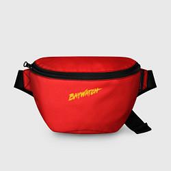 Поясная сумка Baywatch цвета 3D-принт — фото 1