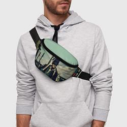 Поясная сумка Taboo цвета 3D — фото 2