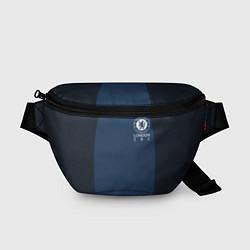 Поясная сумка Chelsea FC: London SW6 цвета 3D-принт — фото 1