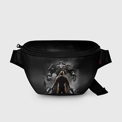 Поясная сумка Wolfenstein Battle цвета 3D — фото 1