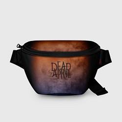 Поясная сумка Dead by April цвета 3D-принт — фото 1