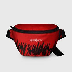Поясная сумка Агата Кристи: Высший рок цвета 3D — фото 1