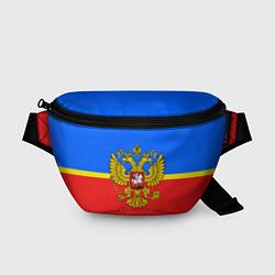 Поясная сумка Челябинск: Россия цвета 3D — фото 1