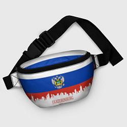 Поясная сумка Ekaterinburg: Russia цвета 3D-принт — фото 2