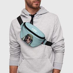 Поясная сумка ASAP Rocky: Far East цвета 3D-принт — фото 2
