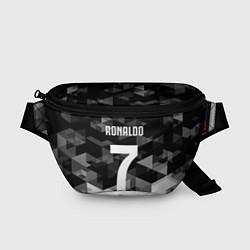 Поясная сумка CRonaldo 7 цвета 3D-принт — фото 1