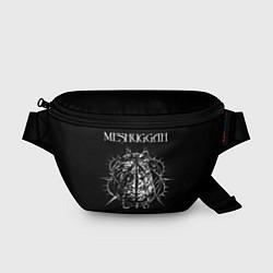 Поясная сумка Meshuggah: Chaosphere цвета 3D — фото 1