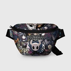 Поясная сумка Hollow Knight цвета 3D — фото 1