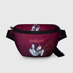 Поясная сумка Агата Кристи цвета 3D — фото 1