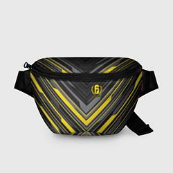Поясная сумка Rainbow Six Siege цвета 3D — фото 1