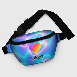 Поясная сумка Likee Gradient цвета 3D — фото 2