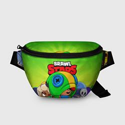 Поясная сумка BRAWL STARS LEON