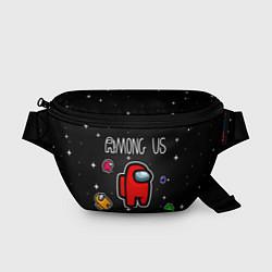 Поясная сумка Among us Classic цвета 3D — фото 1