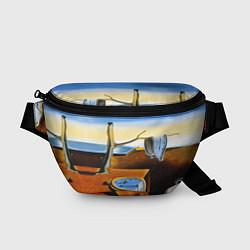 Поясная сумка Постоянство Памяти цвета 3D — фото 1