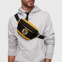 Поясная сумка Boston Bruins цвета 3D — фото 2