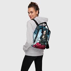 Рюкзак женский Evanescence цвета 3D-принт — фото 2