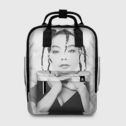Рюкзак женский Bjork цвета 3D — фото 1