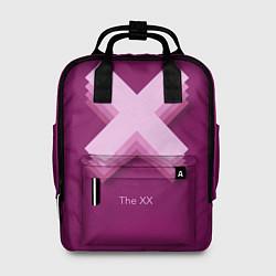 Рюкзак женский The XX: Purple цвета 3D-принт — фото 1