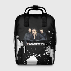 Рюкзак женский Группа OOMPH! цвета 3D-принт — фото 1