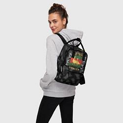 Рюкзак женский GUSSI Style цвета 3D-принт — фото 2