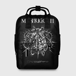 Рюкзак женский Meshuggah: Chaosphere цвета 3D-принт — фото 1