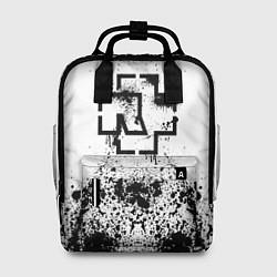 Женский рюкзак Rammstein: Spray