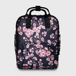 Рюкзак женский Сакура цвета 3D — фото 1