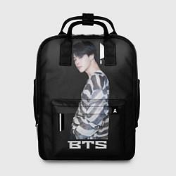 Рюкзак женский BTS цвета 3D — фото 1
