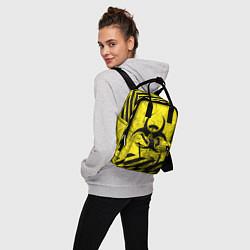 Рюкзак женский NCoV цвета 3D-принт — фото 2