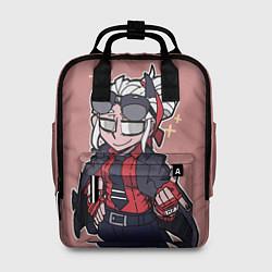 Рюкзак женский Helltaker цвета 3D — фото 1
