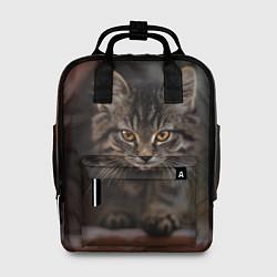 Рюкзак женский Мой внутренний зверь цвета 3D-принт — фото 1