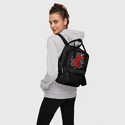 Рюкзак женский RHCP Symbol цвета 3D-принт — фото 2