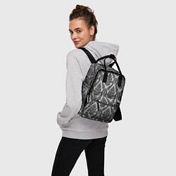 Рюкзак женский Гламурный узор цвета 3D — фото 2