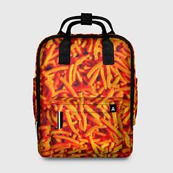 Рюкзак женский Морковь цвета 3D — фото 1
