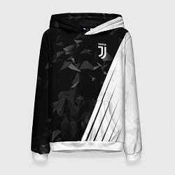 Женская толстовка FC Juventus: Abstract