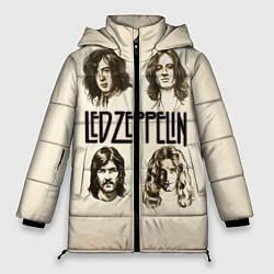Куртка зимняя женская Led Zeppelin Guys - фото 1