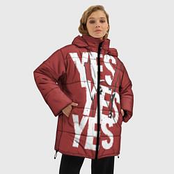 Куртка зимняя женская Bryan Danielson: Yes - фото 2