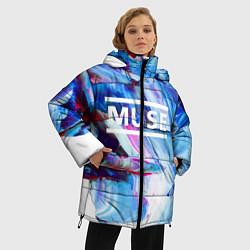 Куртка зимняя женская MUSE: Blue Colours - фото 2