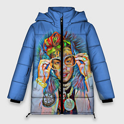 Куртка зимняя женская 6IX9INE SWAG - фото 1