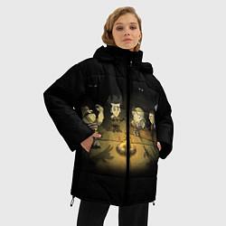 Куртка зимняя женская Don't Starve campfire - фото 2