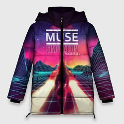 Куртка зимняя женская Muse: Simulation Theory - фото 1