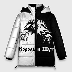 Женская зимняя куртка Король и Шут