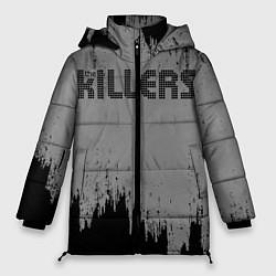 Куртка зимняя женская The Killers Logo - фото 1