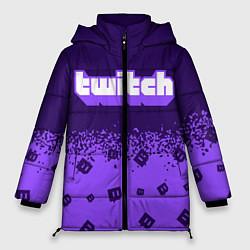 Куртка зимняя женская TWITCH ТВИЧ - фото 1