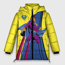 Куртка зимняя женская Superman - фото 1