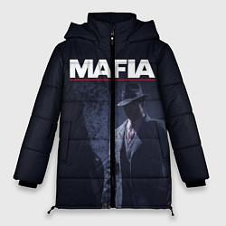 Куртка зимняя женская Mafia цвета 3D-черный — фото 1