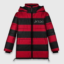 Куртка зимняя женская Автограф Курта Кобейна - фото 1