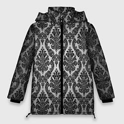 Женская зимняя куртка Гламурный узор