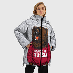 Куртка зимняя женская Made in Russia - фото 2